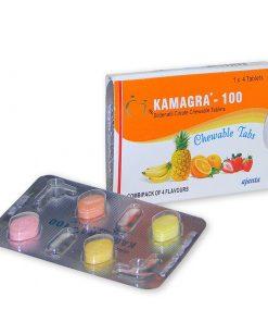 印度水果威而鋼Kamagra 100