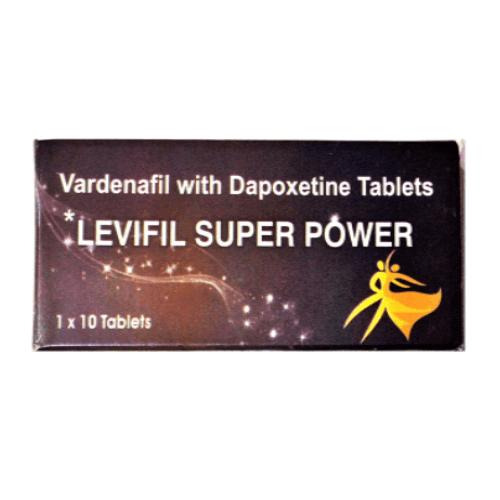 印度超級艾力達Levifil Super Power雙效片